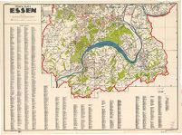 Town Plan Essen