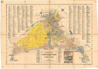 Plano Guia de Lima-Balnearios y el Callao