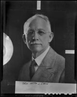 Dr. Otto J. Stein's death at 71 is announced, Palos Verdes Estates, 1938
