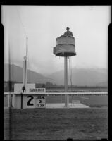 Watchtower at the Santa Anita Race Track, Arcadia, 1939