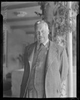 General Walter Allason, Los Angeles, 1932