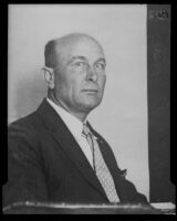 Louis Almgren, Chairman on California Athletic Commission and Fire Chief, San Diego