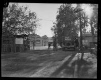 U.S.-Mexico border, Andrade, 1920-1939