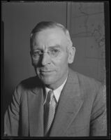 Lloyd Aldrich is named City Engineer, Los Angeles, 1933