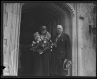 John C. Austin and Wife