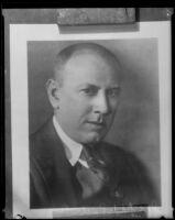Senator Joseph Pedrotti, 1930-1936