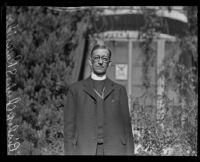 Bishop Charles Reifsnider, 1928