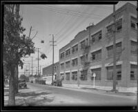 Roberti Brothers furniture factory, Los Angeles, circa 1920-1930