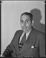 Dr. Fabian Garcia, Los Angeles, 1935