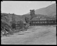 La Vina Sanatorium, Altadena, probaby 1911-1935