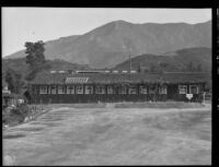 La Vina Sanatorium, Altadena, probably 1911-1935