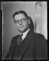 Gordon L. McDonough, circa 1933-1939