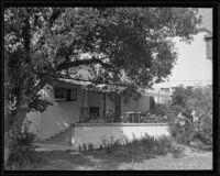 Twelve Oaks Lodge, elderly rest home, La Crescenta, 1935