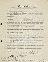 Kontrakt, 1904 November 9
