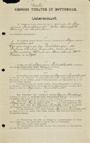[Agreement], 1904 August 28