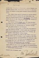 Agreement, 1905 September 23