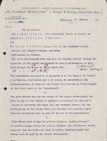 [Agreement], 1907 January 31