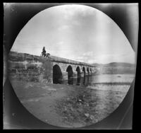 Bridge, Sivas vicinity, Turkey, 1891