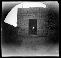 Ark-i ʻAlīshāh-i Tabrīz, view of the top, Tabrīz, Iran, 1891