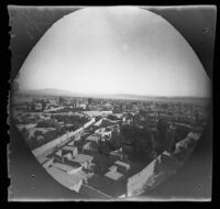 Ark-i ʻAlīshāh-i Tabrīz, general view, Tabrīz, Iran, 1891