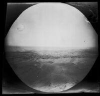 Distant view of Tabriz from the tomb of the sons of Ali on the mountain east of Tabriz, Iran, 1891