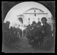 Tsisdarakis Mosque, Athens, 1891