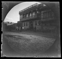 English Consulate, Erzurum, Turkey, 1891