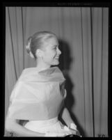 Grace Kelly, Academy Awards, Los Angeles, 1956