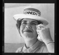 Martha Tipton, Los Angeles, 1960