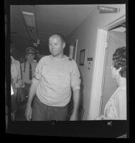 Dan Schwarz, Newhall hospital,Santa Clarita, 1970