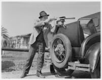 Detective Lieutenant Robert Underwood, Los Angeles, 1938