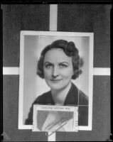 Marjorie Harriman is chosen as President of the Southern California Art Teachers' Association, Los Angeles, 1936