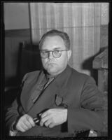 Merle Armitage is involved with opera wage disputes, Los Angeles, 1935