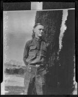 Photograph of murder victim Dr. Charles Warren DuBois (copy), 1935