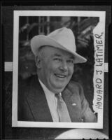 Howard J. Latimer dies of a heart attack, Los Angeles, 1936