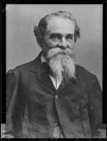 James Cunningham, who appears in an account of the 1853 Butler Train to Oregon, photograph copied 1939