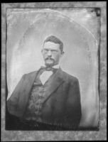 Zeb Fawcett, mining partner of George Miller West, father of H. H. West