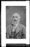 Isaac Smith, who traveled with the Butler Train in 1853, photograph copied 1936