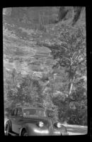 Zion National Park in the vicinity of Weeping Spring and Cable Mountain, 1942