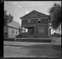 West's house at 240 South Griffin Avenue, Los Angeles, 1897