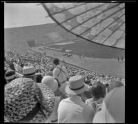Opening Ceremony of the 1932 Summer Olympic Games, Los Angeles, 1932