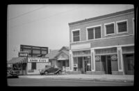 Ace Reliance Electric Service Co., former location, where H. H. West. Jr. had worked, Los Angeles, 1940