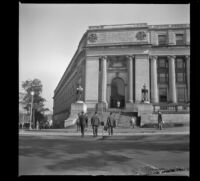 Postal Square Building (National Postal Museum), Washington, D.C., 1947