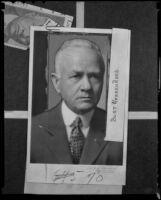 Former assistant superintendent Burt Warren Reed dies at age 71, Los Angeles, 1936