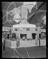 Riverside County exhibition at the L. A. County Fair, Pomona, 1936