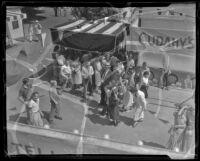 Bird's-eye view of Los Angeles County Fair, Pomona, 1936