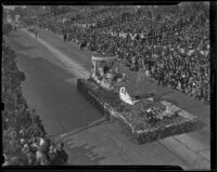 Tournament of Roses Parade, Pasadena, 1939