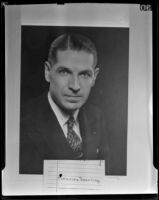 Dr. Maurice C. Sparling is nominated to the board of health, Los Angeles, 1939