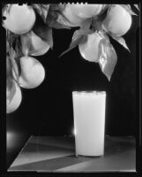 "Photograph for ""Sunjius"" showing a glass of orange juice"