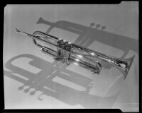 F. E. Olds trumpet, Los Angeles, 1933 to 1939